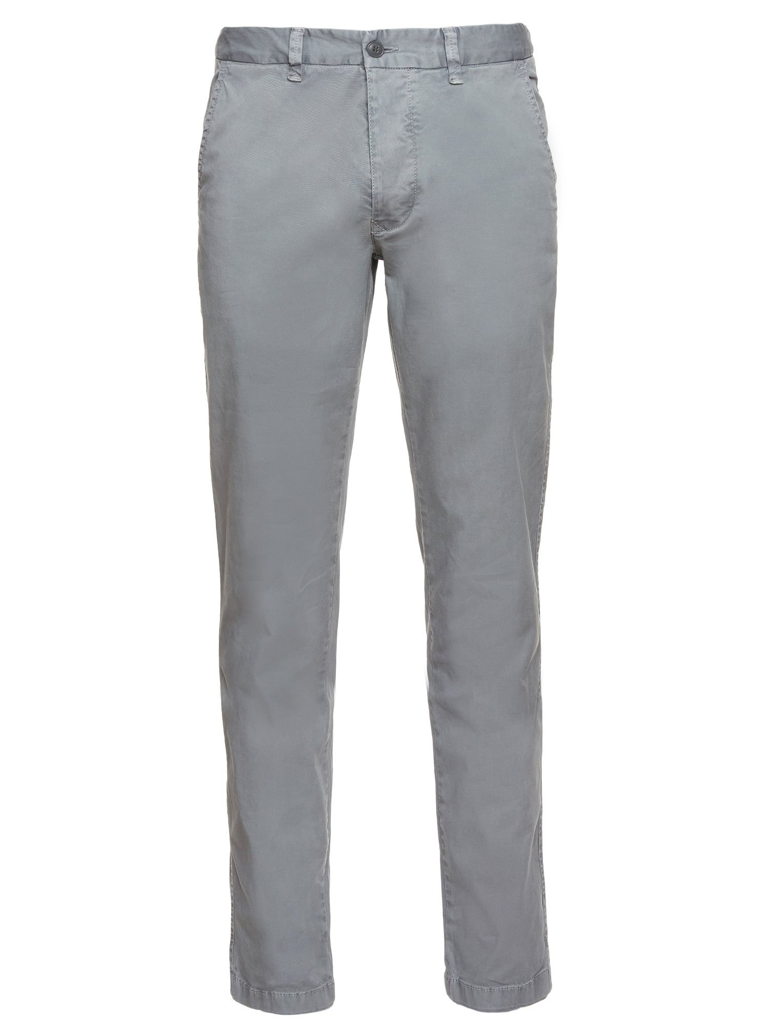LONG GABARDINE TROUSERS - Blauer