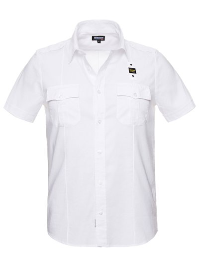 CHEMISE OXFORD STRETCH