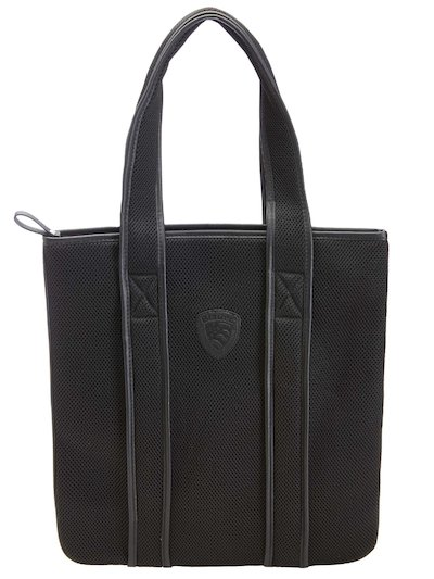 BORSA SHOPPER BLAUER