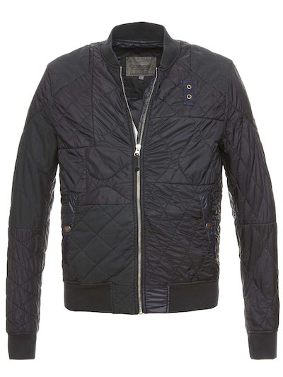 IRVING LIGHTWEIGHT PADDED JACKET