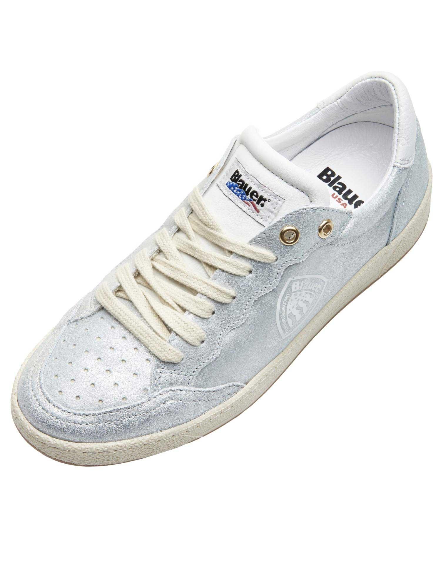 Blauer - OLYMPIA - Sneaker low - Silver - Blauer