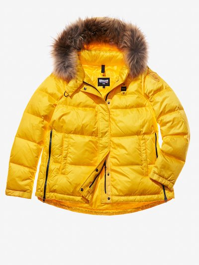 ALICE HOODED DOWN JACKET