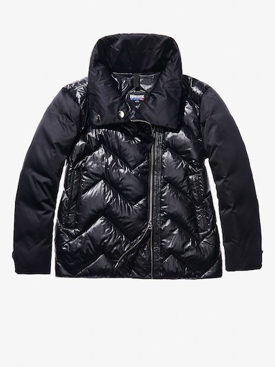 GIULIA HIGH NECK DOWN JACKET