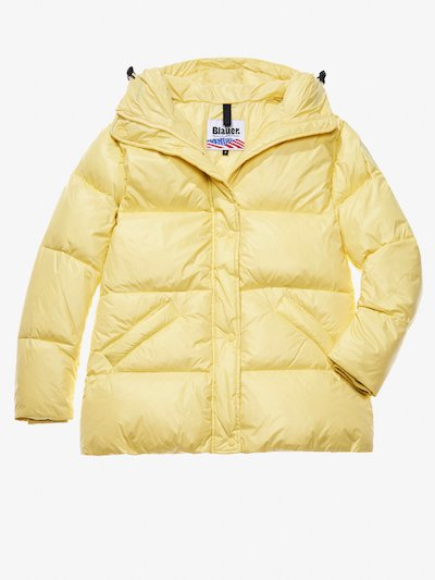 MEGAN OVERSIZED PUFFER DOWN JACKET