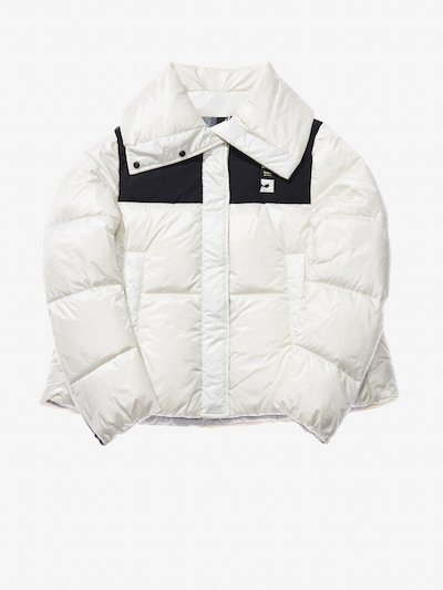 BEATRICE FLARED DOWN JACKET