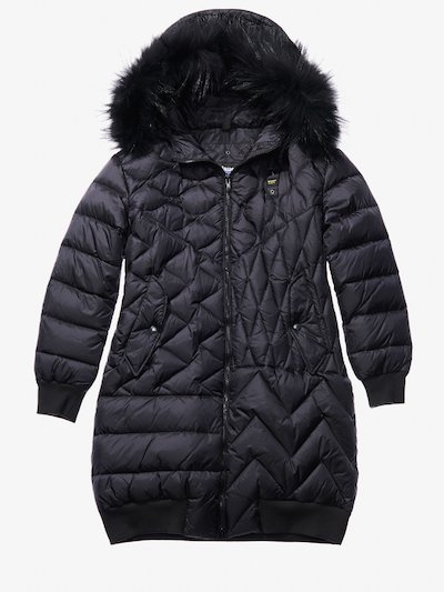 GIADA DOWN COAT WITH FUR