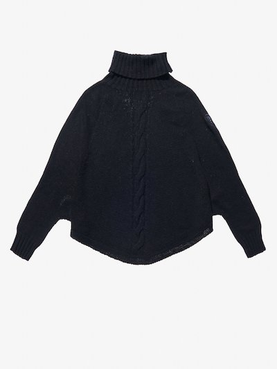 CAPE STYLE SWEATER__