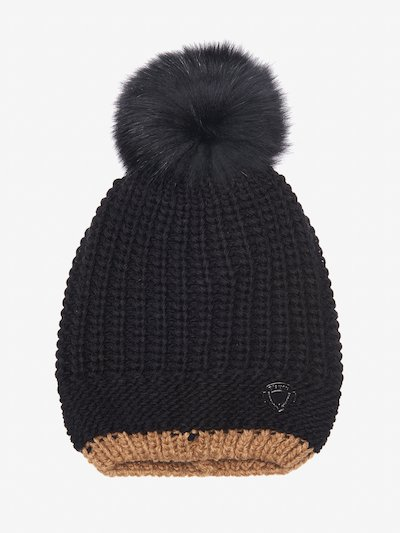 BONNET JUNIOR AVEC POMPON