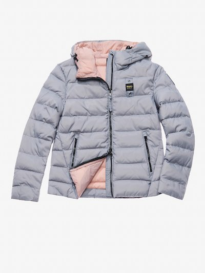 ELETTRA NYLON MICRO RIP DOWN JACKET