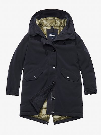 FRIDA PADDED LONG PARKA