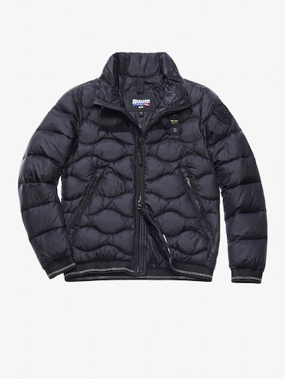 VASCO WAVE-QUILTED DOWN JACKET
