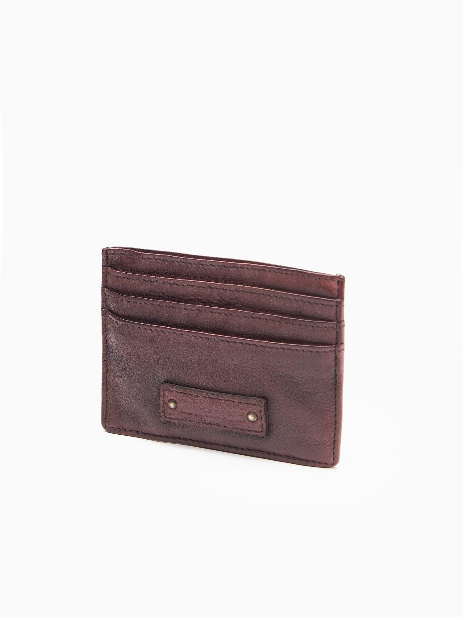 Blauer - RIVY CREDIT CARD HOLDER - chestnut brown - Blauer