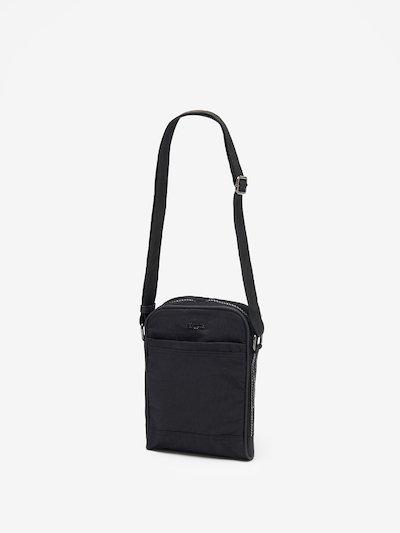 STITCHY SHOULDER BAG