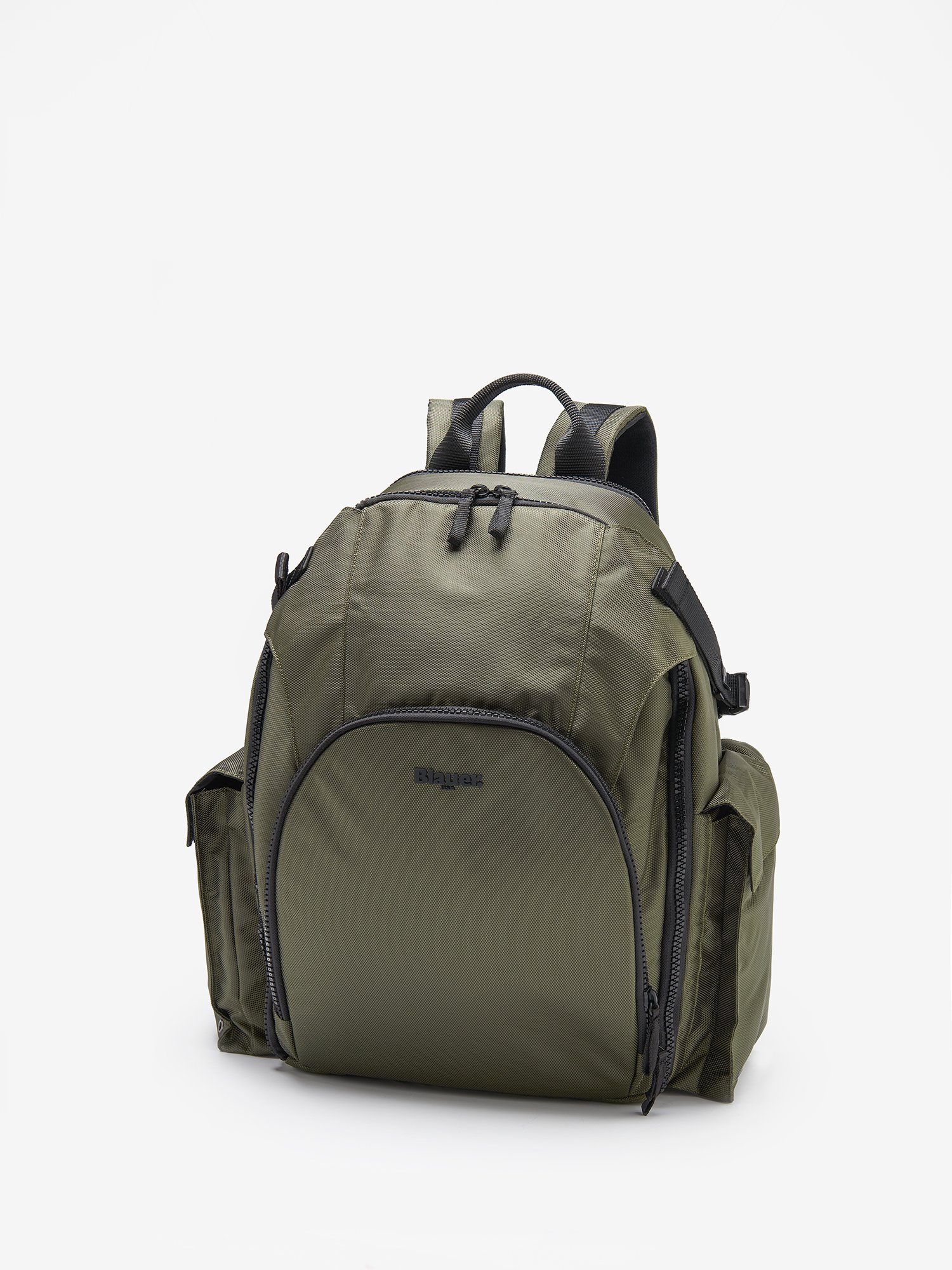TRAVEL BACKPACK MULTI POCKETS - Blauer