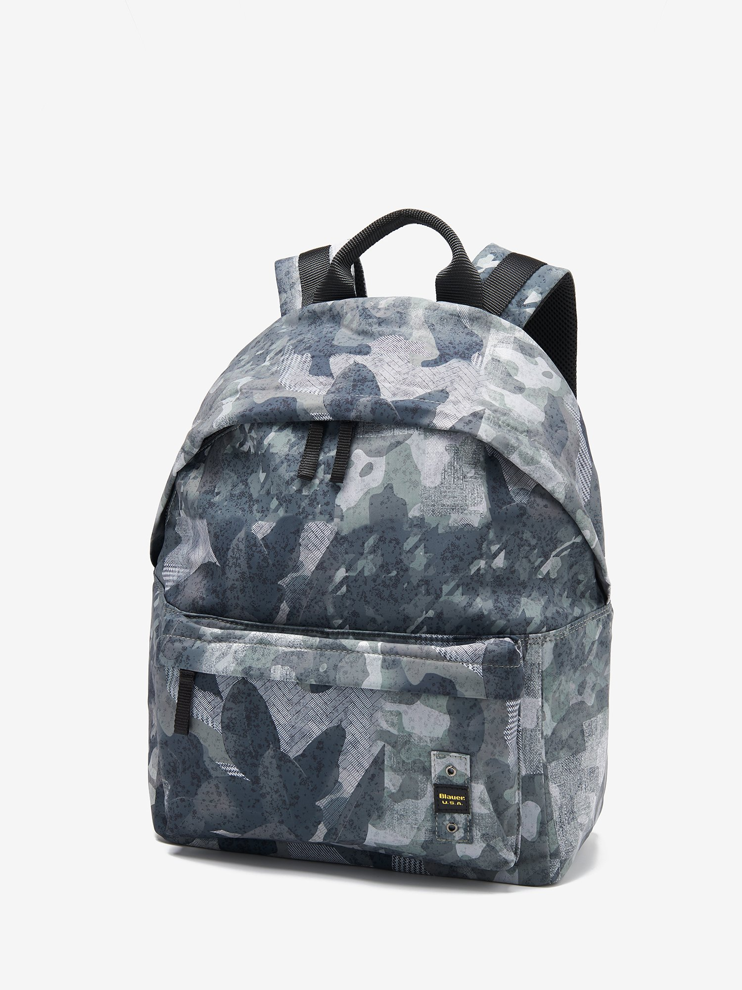 CAMOUFLAGE BACKPACK - Blauer