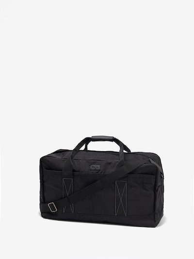 DUFFEL BAG WITH DETACHABLE SHOULDER STRAP