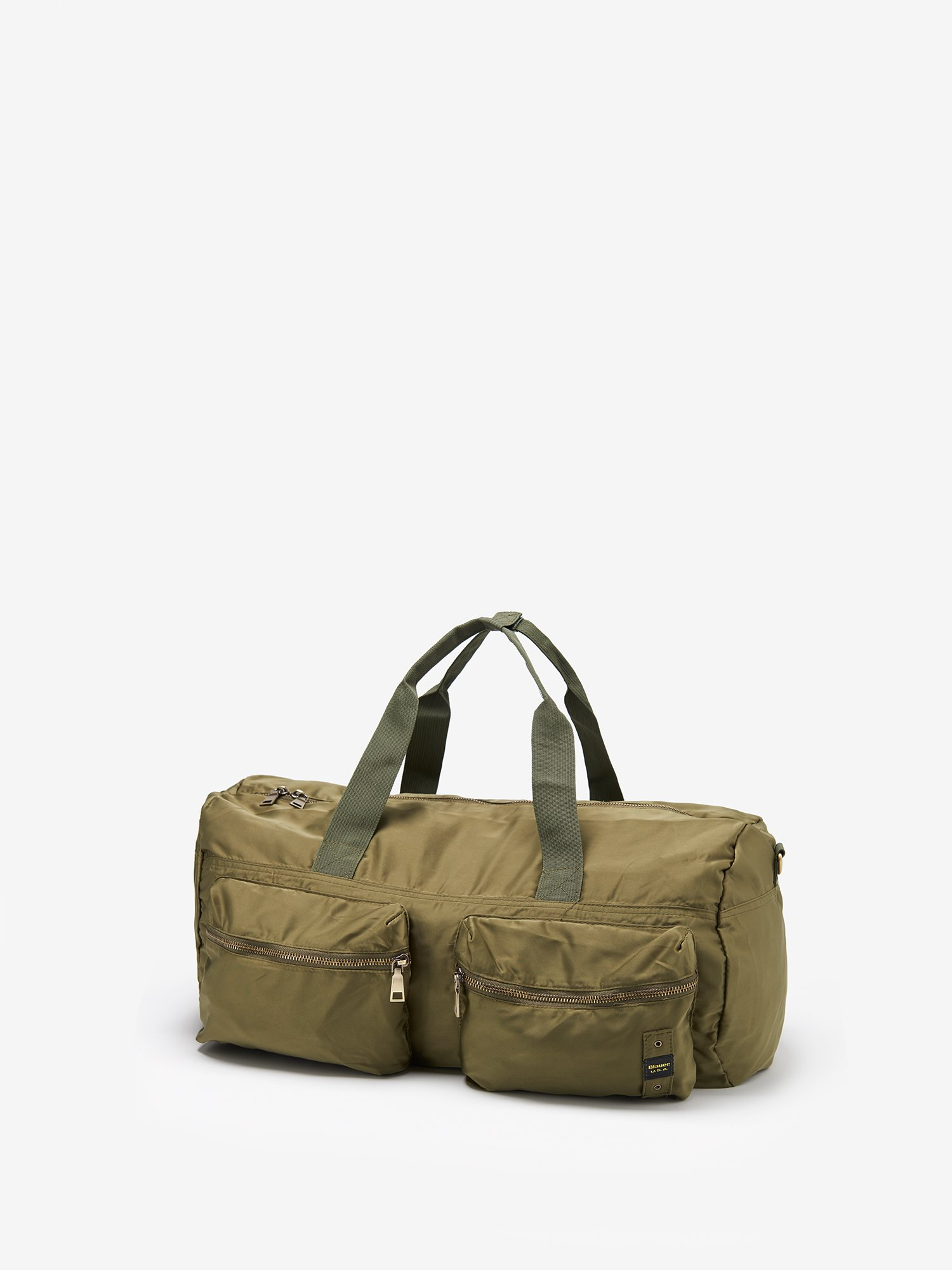MILITARY BAG WITH POCKETS - Blauer