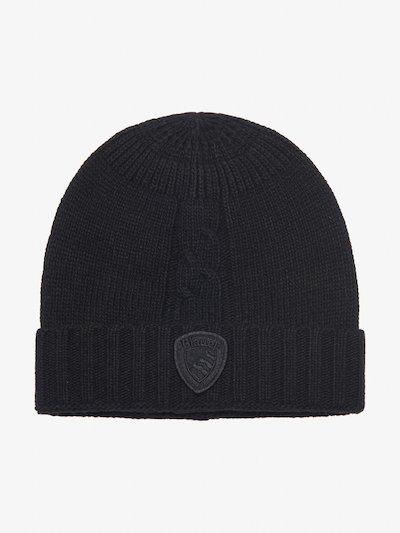 CASHMERE-WOOL CAP
