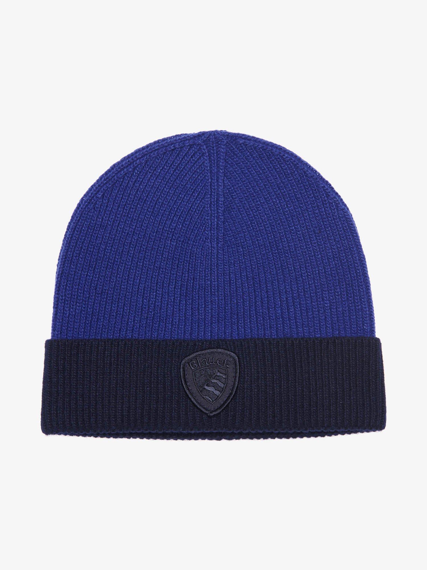 Blauer - TWO-TONE CAP - Bluette - Blauer