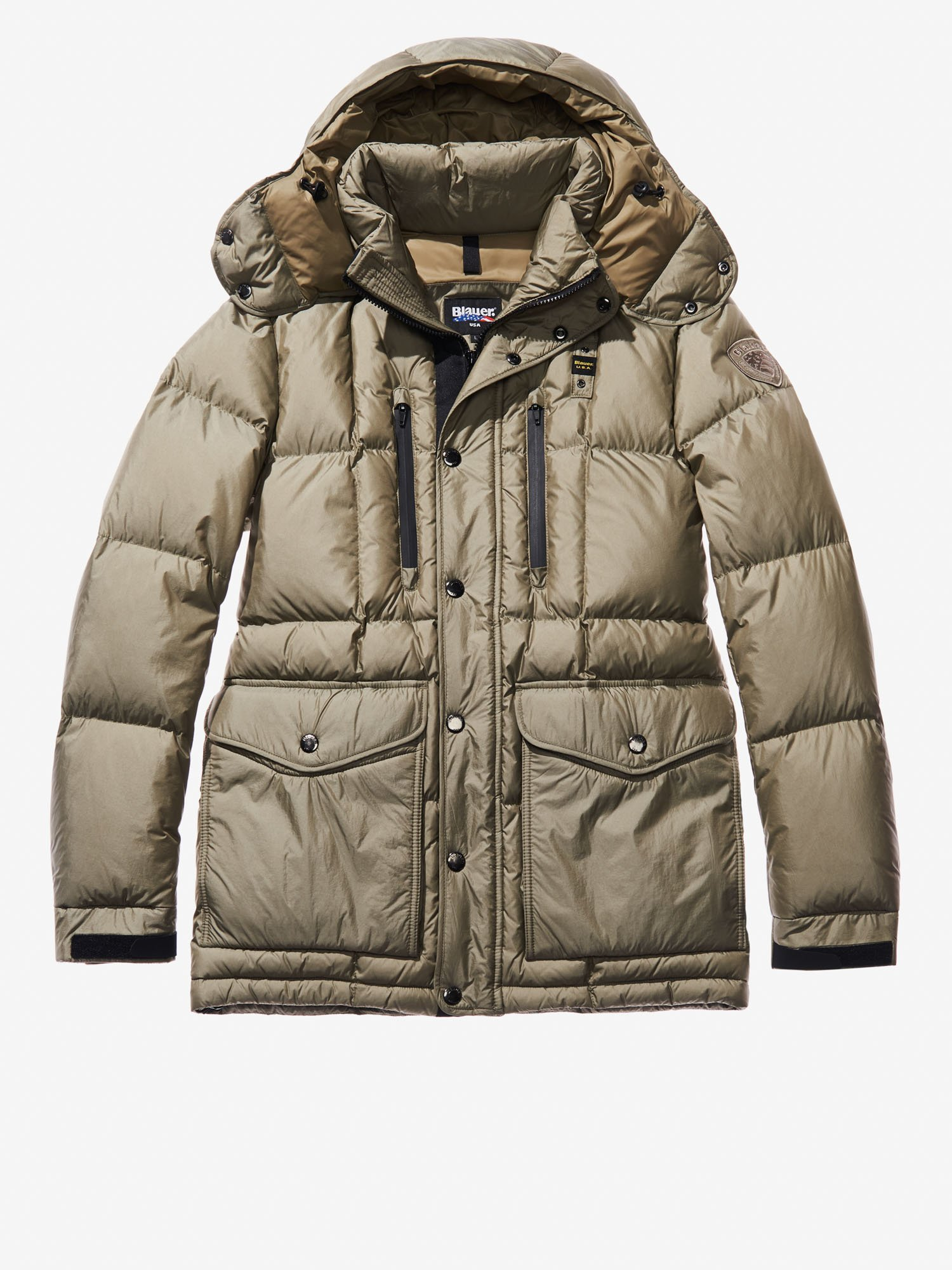 ANDREA RECYCLED DOWN COAT - Blauer