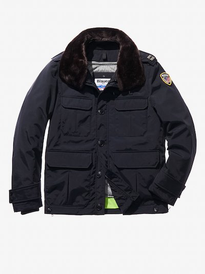"""NEW YORK POLICE"" FOUR-POCKET JACKET"