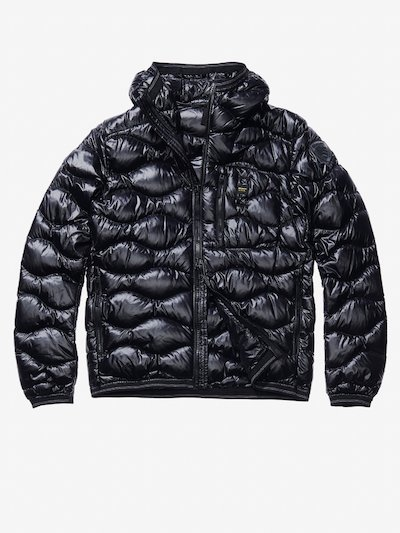 ALESSANDRO WAVE-QUILTED DOWN JACKET