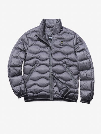 ELIA WAVE-QUILTED JACKET