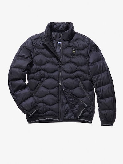ELIA WAVE-QUILTED JACKET__