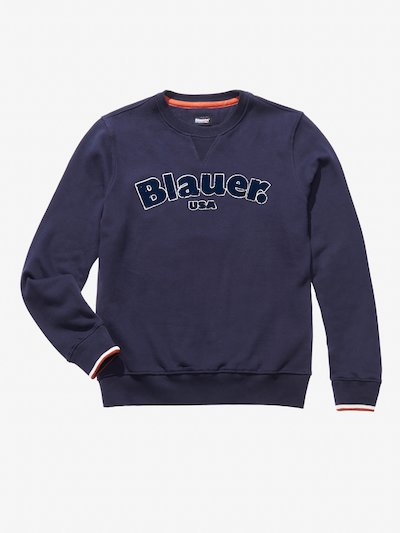 CREW NECK HEAVY SWEATSHIRT