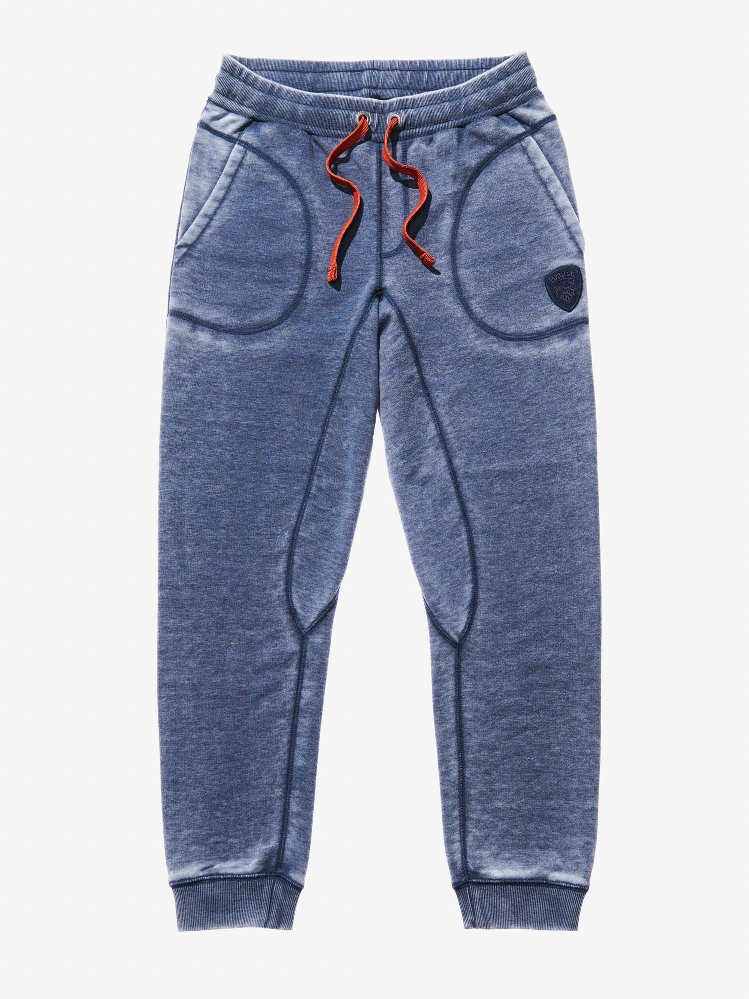 BURNOUT SWEATPANTS - Blauer