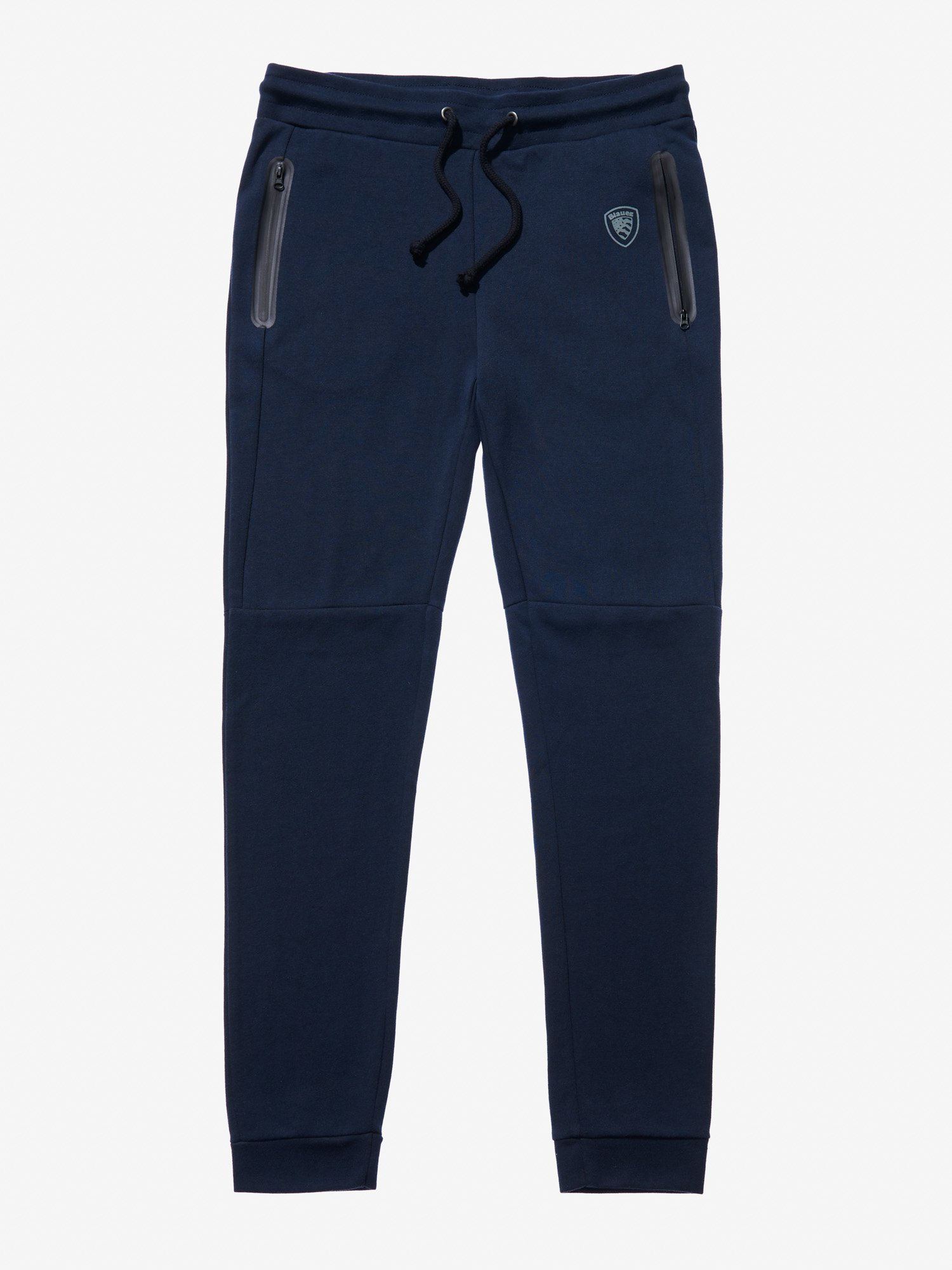 COTTON-BLEND SWEATPANTS - Blauer