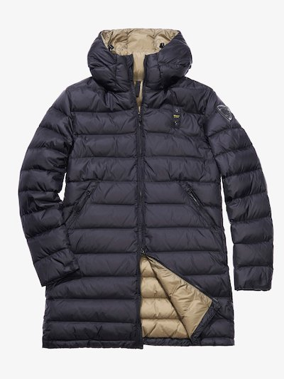 MICHELE HOODED DOWN COAT