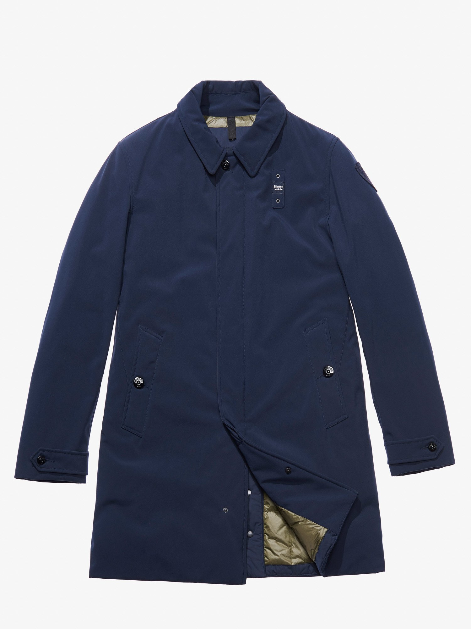LORIS PADDED RAINCOAT - Blauer