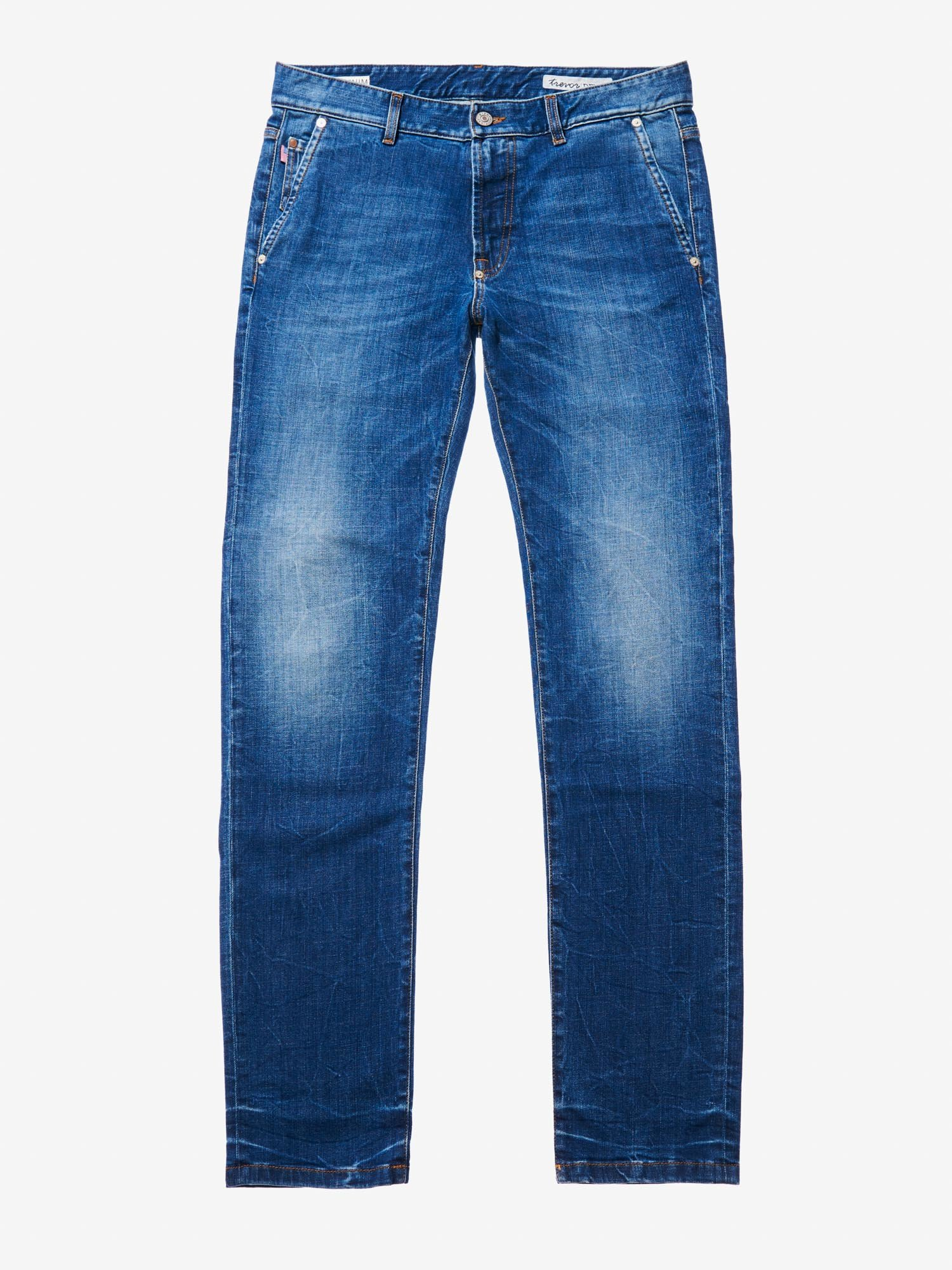 Blauer - DENIM PANTS - Denim Washing - Blauer