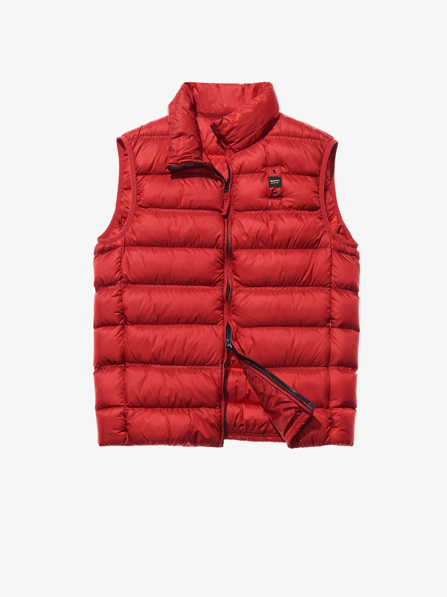 Blauer - ANGELO DOWN VEST - Red Bloode - Blauer