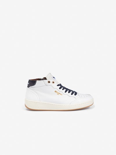 OLYMPIA HIGH-TOP TRAINERS