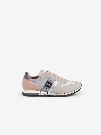 MELROSE SATEN TRAINERS