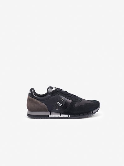 MELROSE SATEN SNEAKER LOW