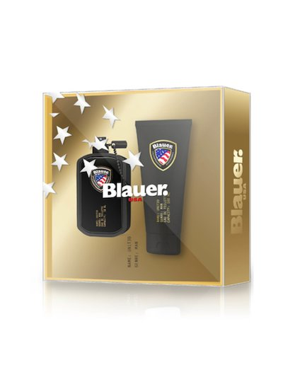 BLAUER UN1T3D COFFRET FOR MAN