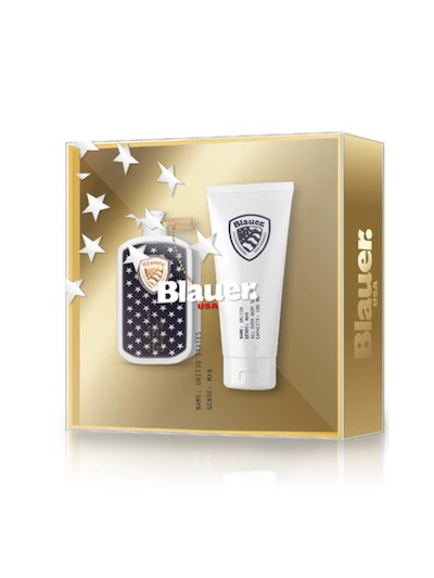 BLAUER STATES COFFRET FOR MAN