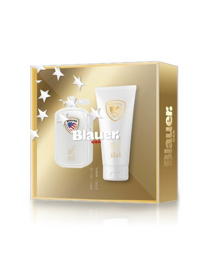 BLAUER UN1T3D COFFRET FOR WOMAN