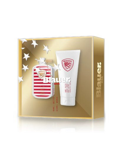 BLAUER STATES COFFRET FOR WOMAN
