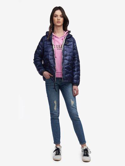 newest d8d55 506ad Blauer Donna - Scopri Online la collezione donna | Blauer USA ®