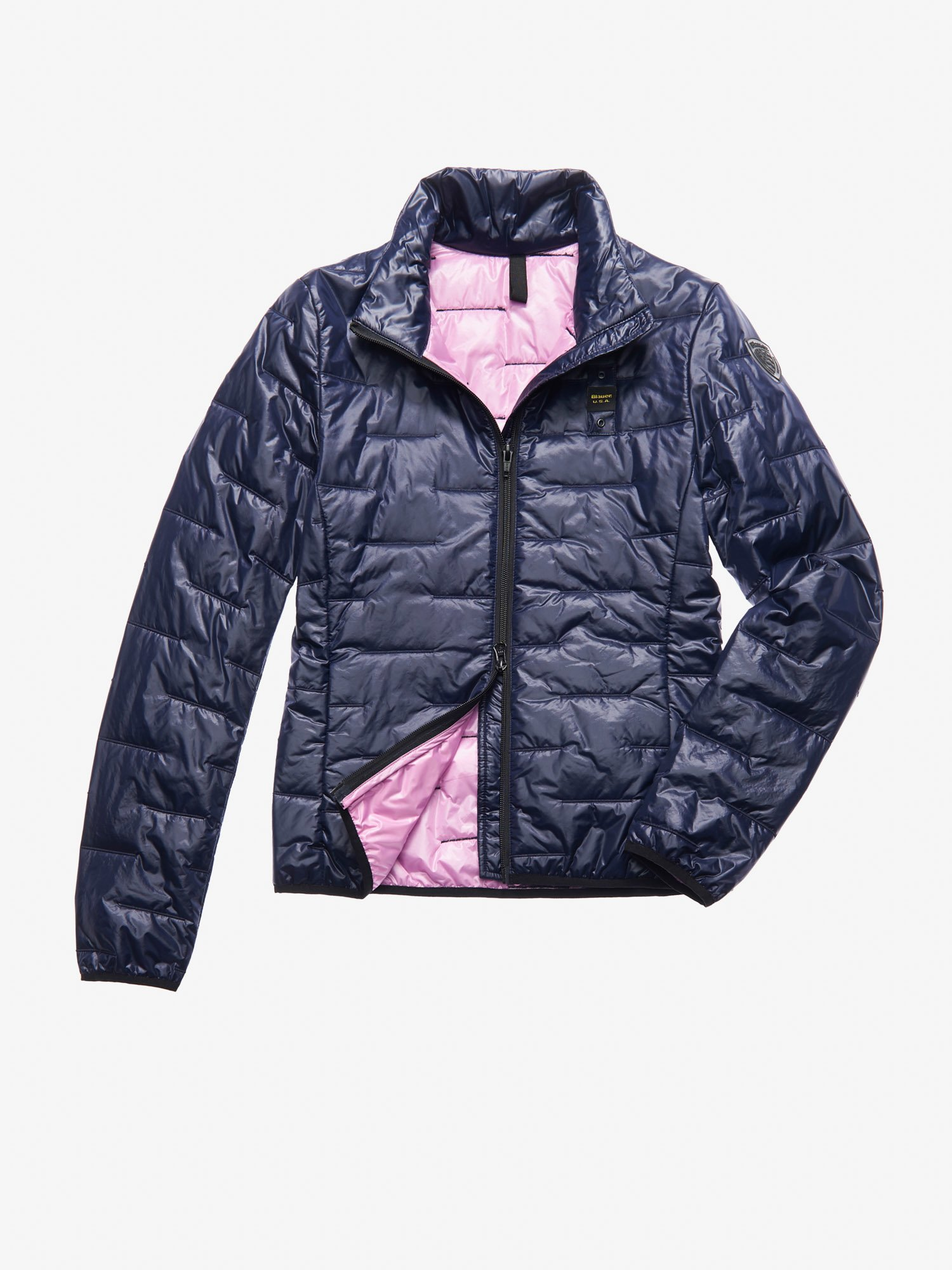 SANCHEZ SHINY 100 GR PADDED JACKET - Blauer