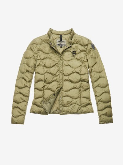 COX 100 GR WAVE-QUILTED DOWN JACKET