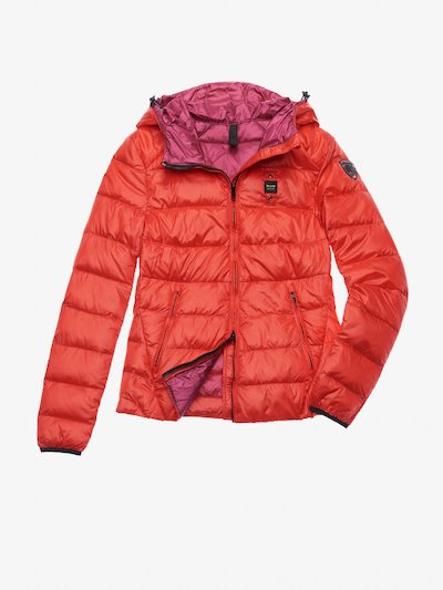 KELLY HOODED DOWN JACKET