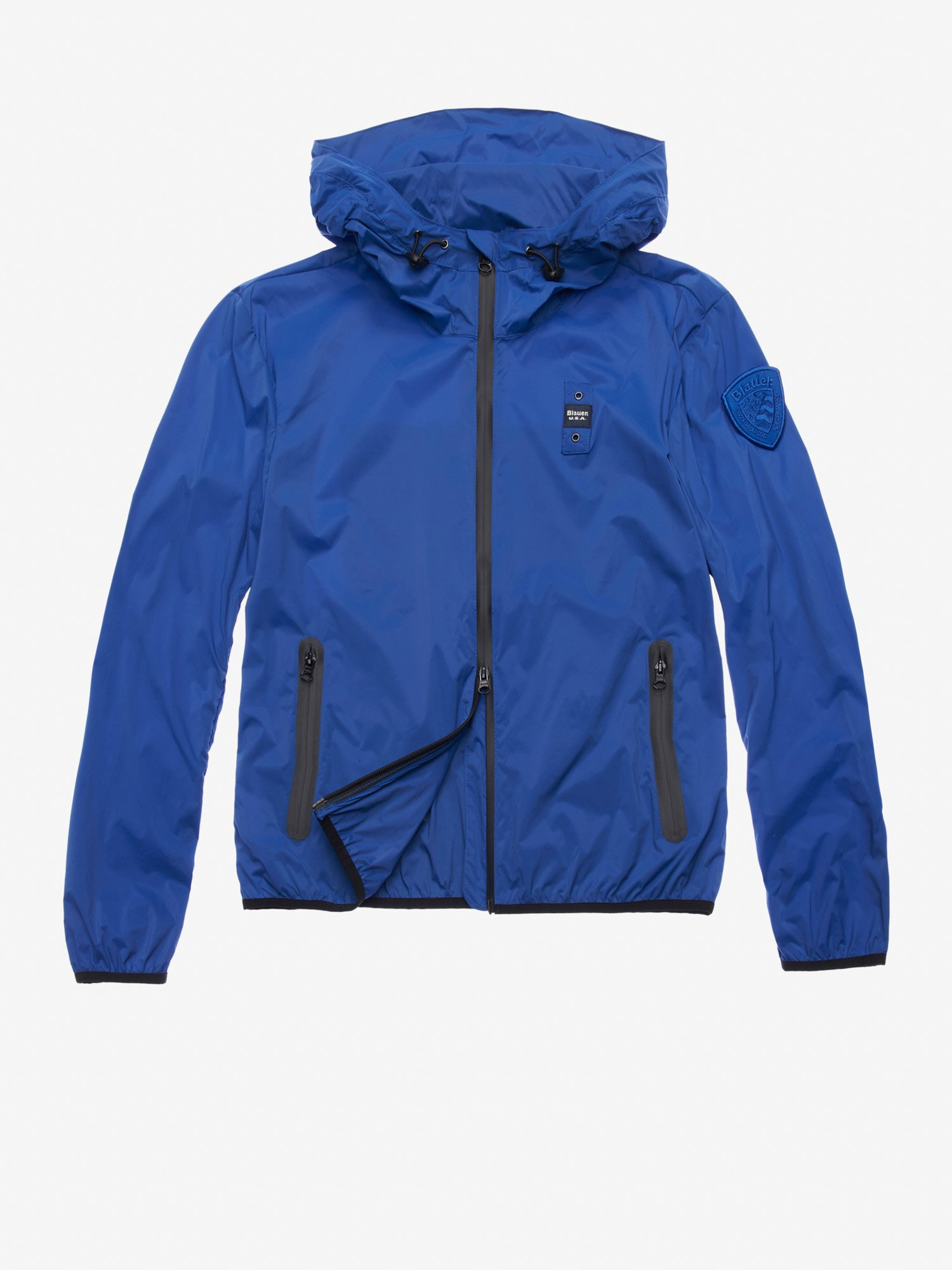 Blauer - JACKE NYLON-STRETCH ROSS - Ultramarinblau - Blauer