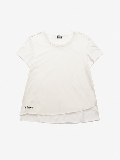 DOUBLE COTTON T-SHIRT