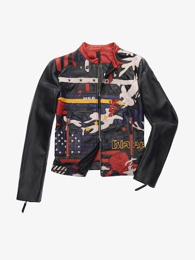 BIKER MULTICOLOR THOMSON