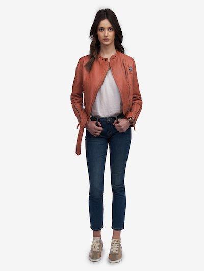 new concept 32dfc 84485 Blauer ® Giacche di Pelle Donna - Scopri la Collezione ...